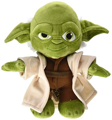 Star Wars 1400617, Peluche Yoda, 25 cm