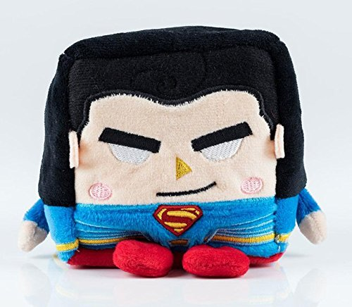Kawaii Cubes: Batman v Superman - Superman Small Plush...