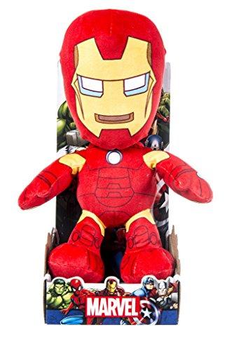 Marvel Peluche de Iron-Man de 25cm, 31061