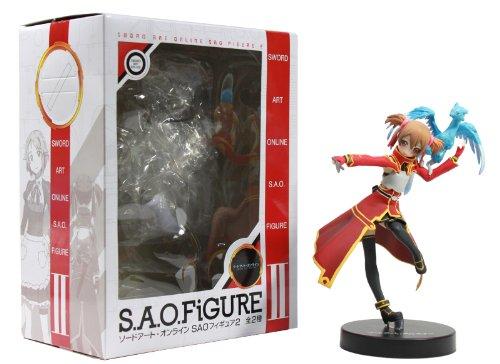 Sword Art Online SAO Figure 2 silica single item Taito Prize...