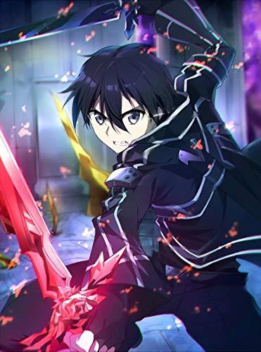 JTY store Cartel de Chapa de Pared - Sword Art Online Sao...