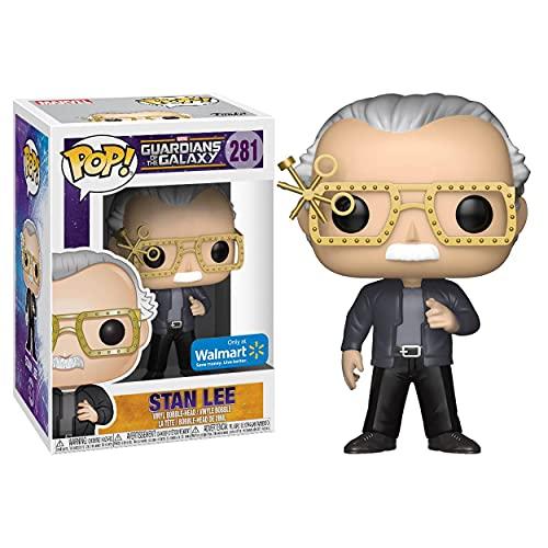 Funko Pop! Stan Lee Cameo Guardianes de la Galaxia Exclusivo