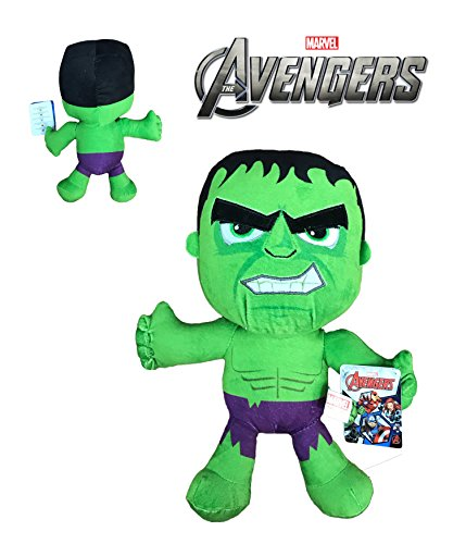 Marvel - Peluche Hulk 30cm Calidad super soft