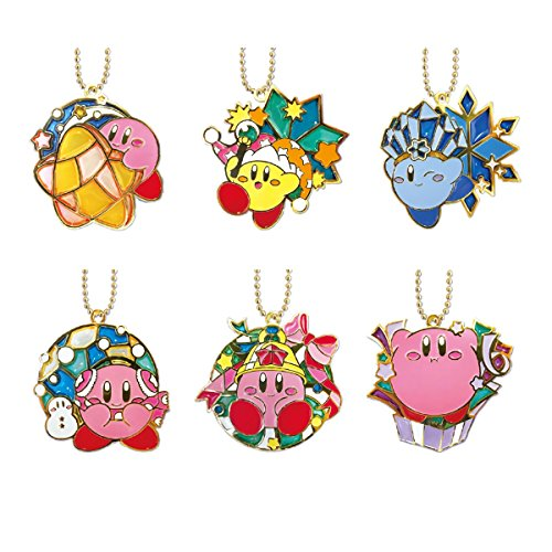 Kirby: Right Back at Ya! Llavero (1 Random)