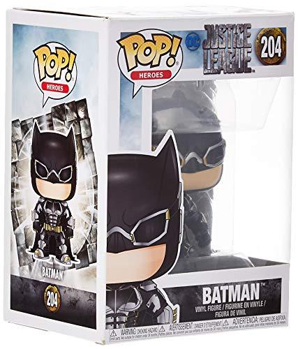 DC-Funko Pop Vinyl Figura de Vinilo Batman, colección...