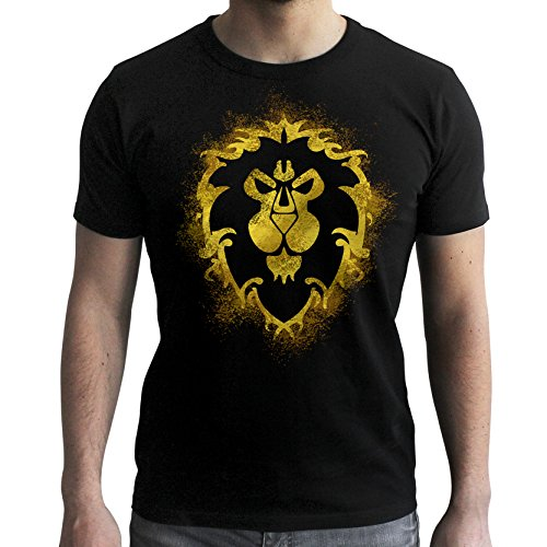 ABYstyle – World of Warcraft – Camiseta – Alianza –...