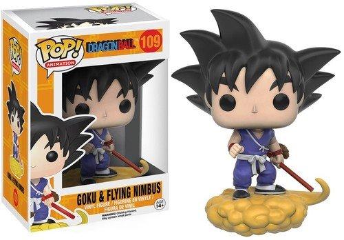 Funko Pop Dragonball Z Goku & Nimbus Figura de Vinilo,...