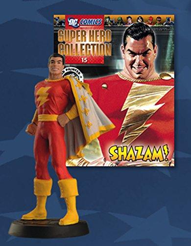 dc comics Super Hero Collection Nº 15 Shazam