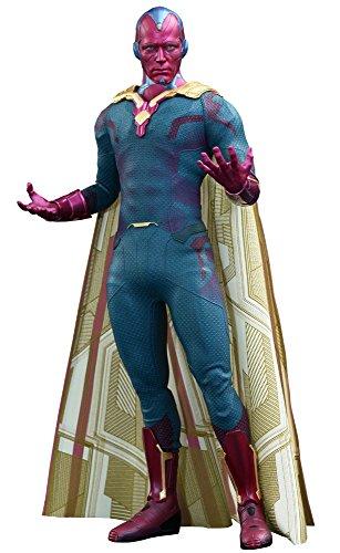 Avengers Vision Figura articulada, Multicolor, One Size (Hot...