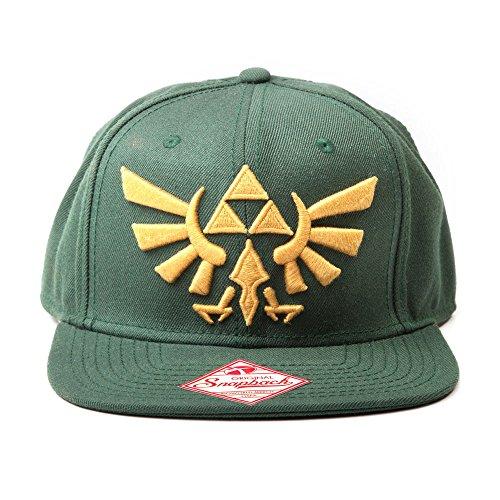 Bioworld RD-RS490347 Gorra Zelda Golden Triforce,...