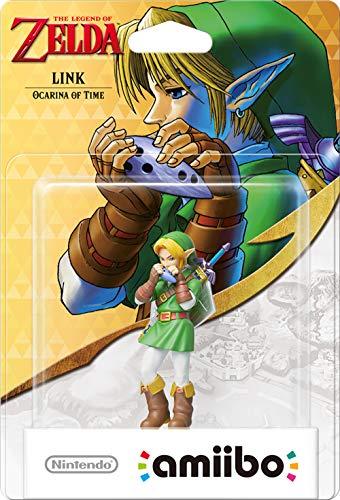 Nintendo - Figura amiibo Link Ocarina Of Time, Colección...