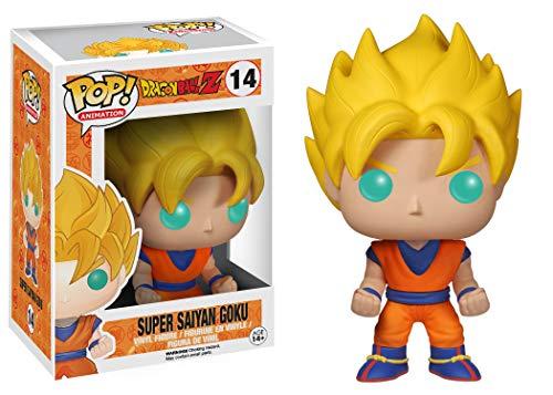Funko - Pop! Vinilo Colección Dragonball Z - Figura Goku...