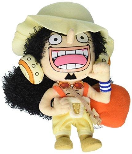 One Piece * Lysop Peluche Figura (23cm) - original &...
