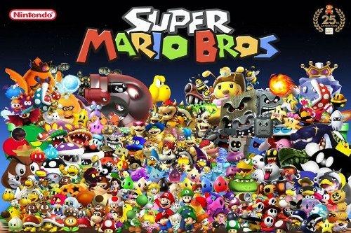 Super Mario nueva Galaxy Bros parte mundo Kart 2agradable...