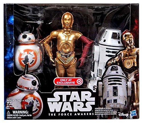 Star Wars Droids Paquete de Figuras de acción de 12...