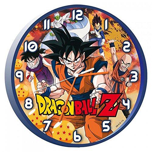 Reloj pared Dragon Ball Z