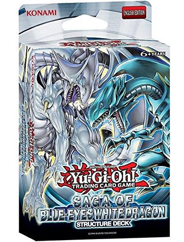 Konami Yu-gi-oh! - Saga of Blue Eyes White Dragon Structure...