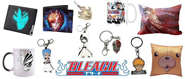 Merchandising Bleach