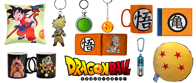 Merchandising Dragon Ball