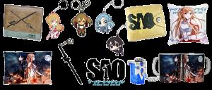 Merchandising Sword Art Online