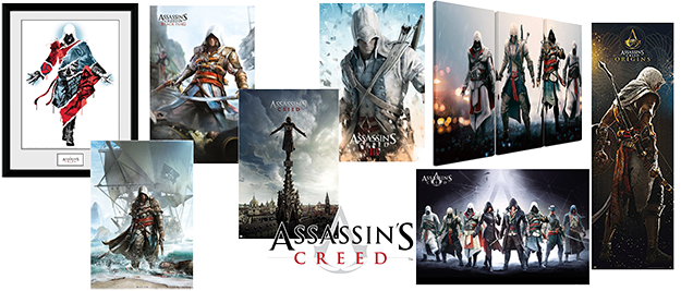 Posters Assassins Creed