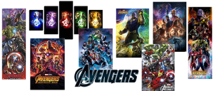 Posters Avengers