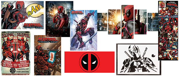 Posters Deadpool