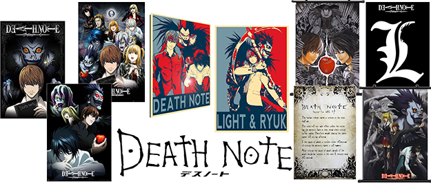 Posters Death Note