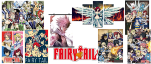 Posters Fairy Tail