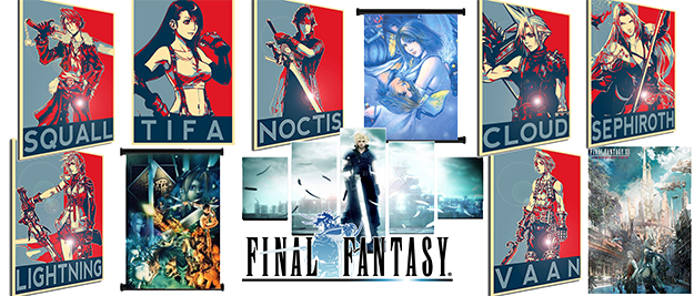 Posters Final Fantasy