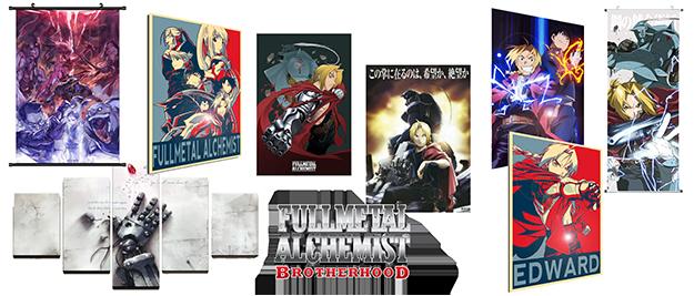 Posters Fullmetal Alchemist