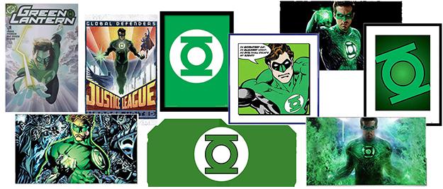Posters Green Lantern