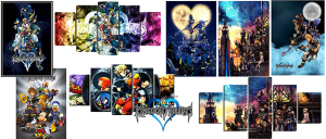 Posters Kingdom Hearts