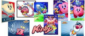 Posters Kirby