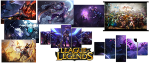 Posters League of Legends