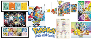 Posters Pokémon