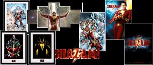 Posters Shazam