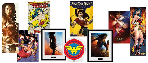 Posters Wonder Woman