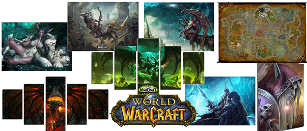 Posters World of Warcraft