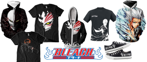 Camiseta Bleach