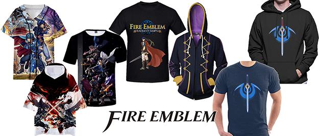 Camiseta Fire Emblem