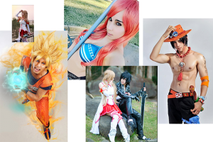 Cosplay Anime y Manga