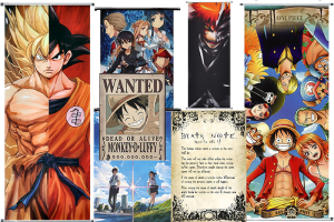 Posters y Wallpapers Anime y Manga