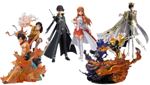 Figuras Anime y Manga