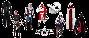Disfraces Assassins Creed