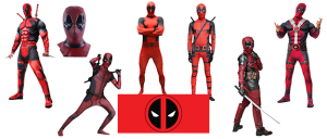 Disfraces Deadpool