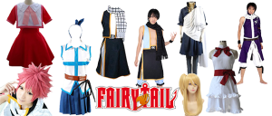 Disfraces Fairy Tail