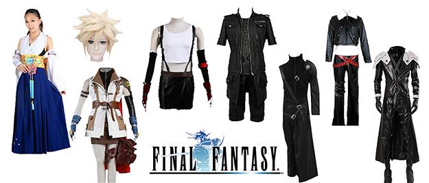 Disfraces Final Fantasy