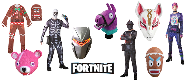Disfraces Fortnite