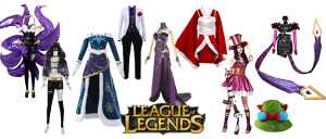 Disfraces League of Legends